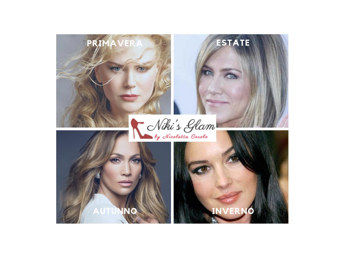 I colori donanti, come sceglierli - Niki's Glam Blog