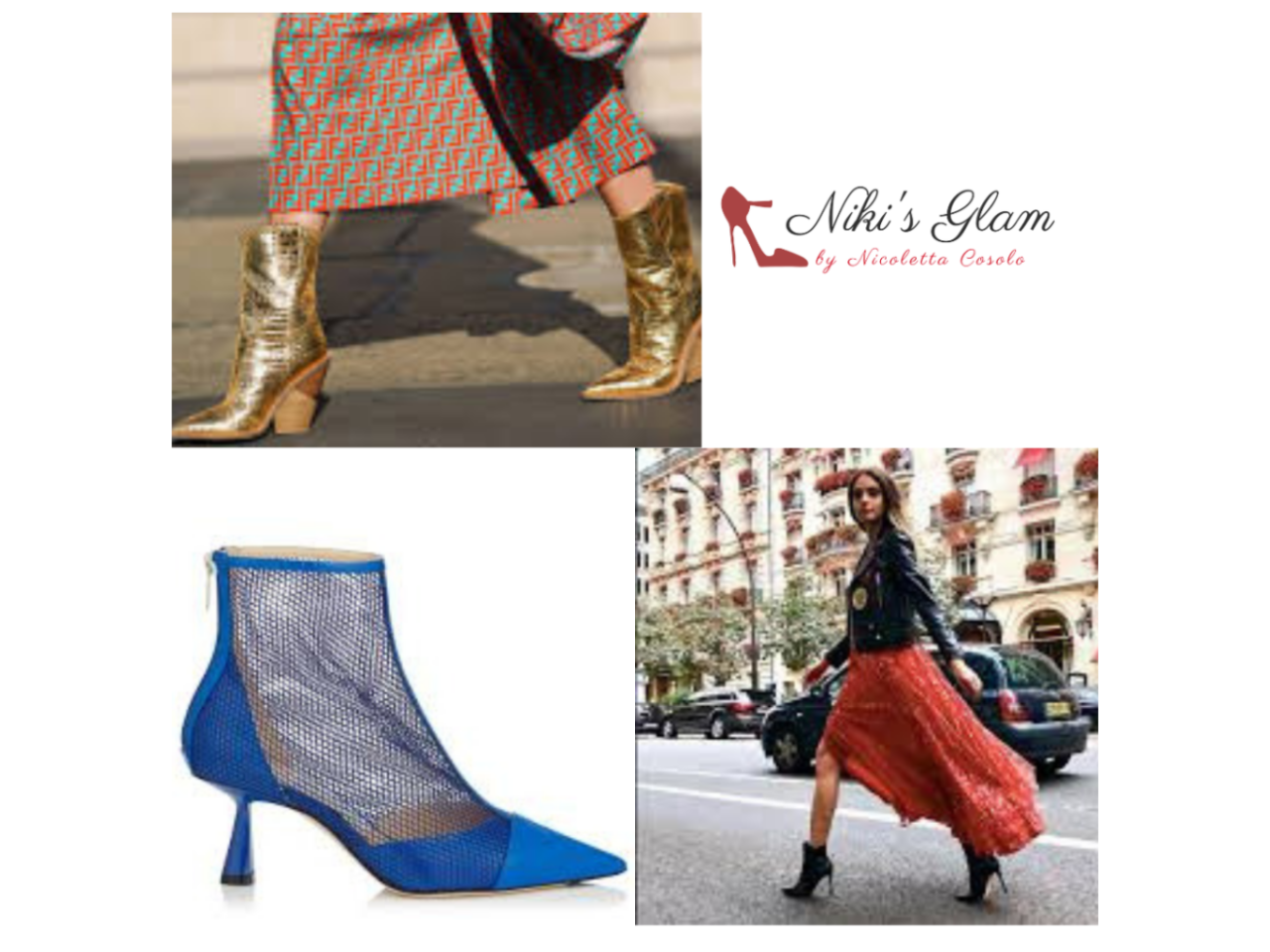 Ankle Boots, consigli d'uso  - Niki's Glam Journal