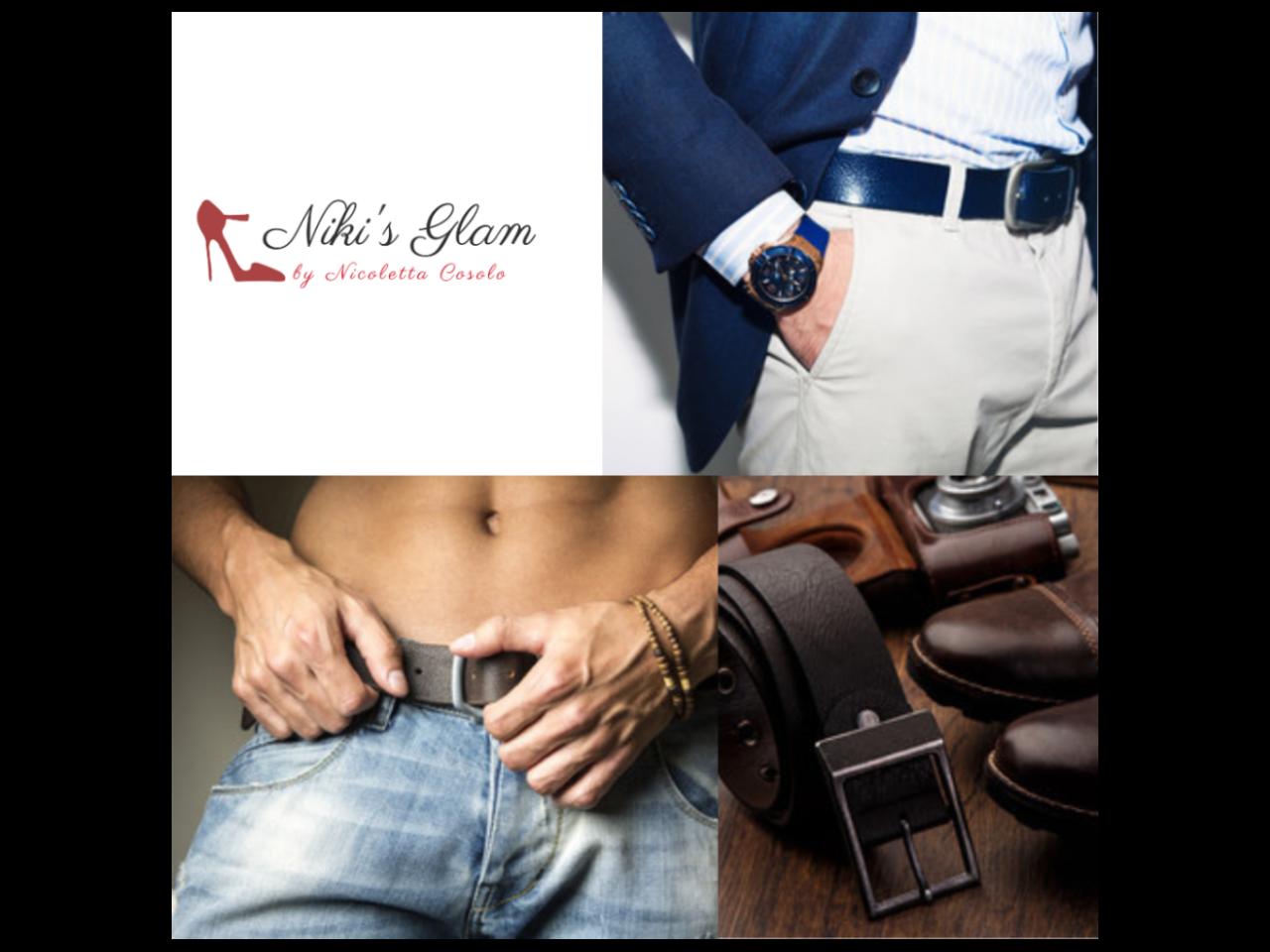 La cintura da uomo, come si indossa - Niki's Glam Journal