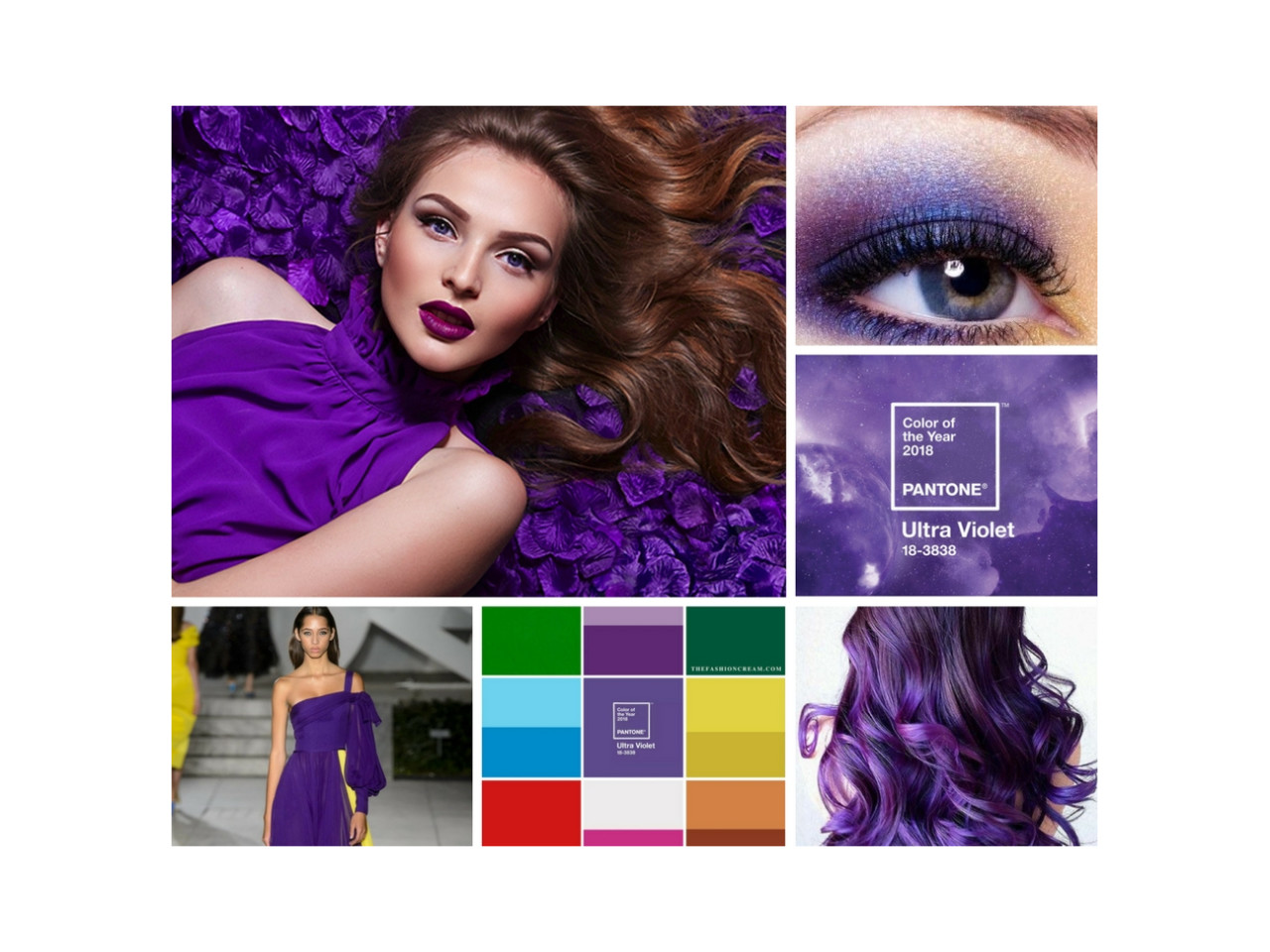 Purple: Color of the year 2018 - Niki's Glam Journal
