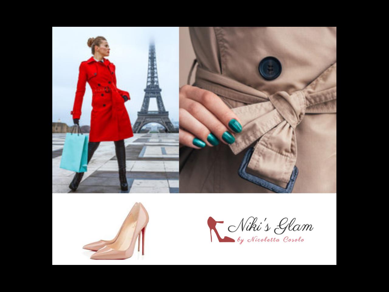 Trench: Un'icona di stile - Niki's Glam Magazine