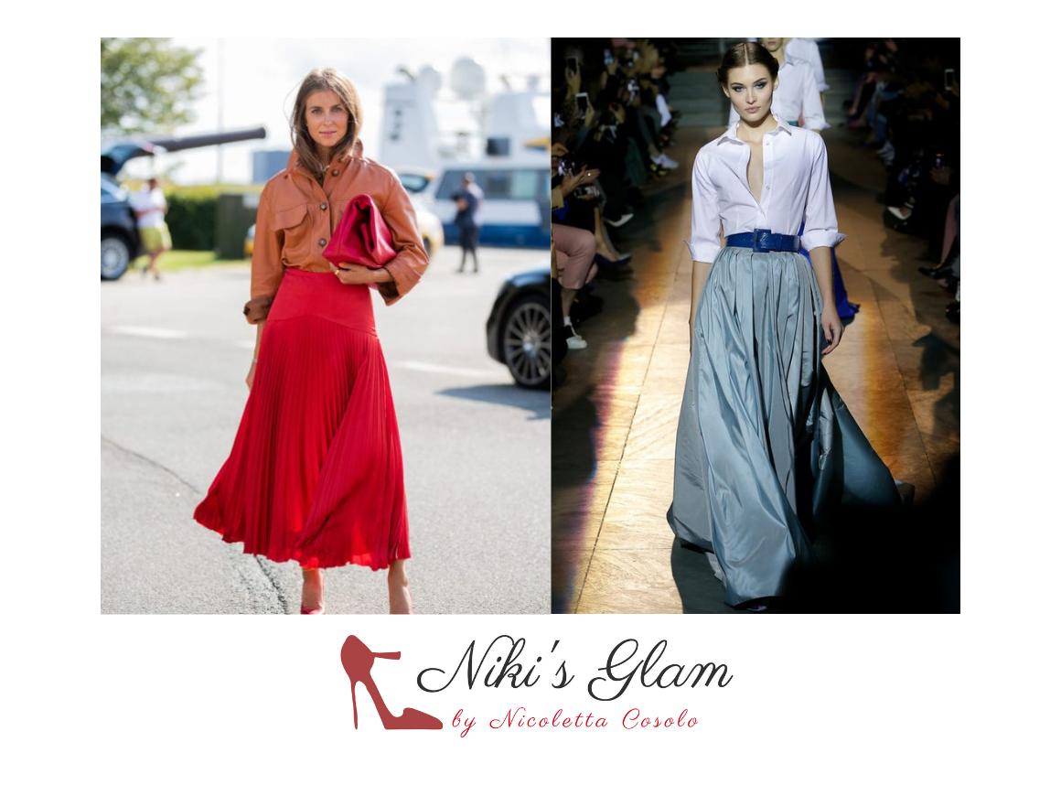 Come portare le gonne lunghe anche d'inverno  - Niki's Glam Blog