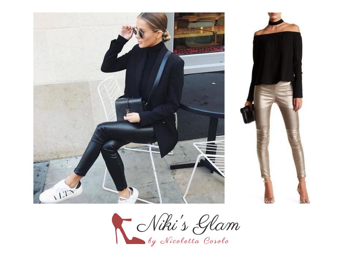 Leggings come abbinarli - Niki's Glam Blog