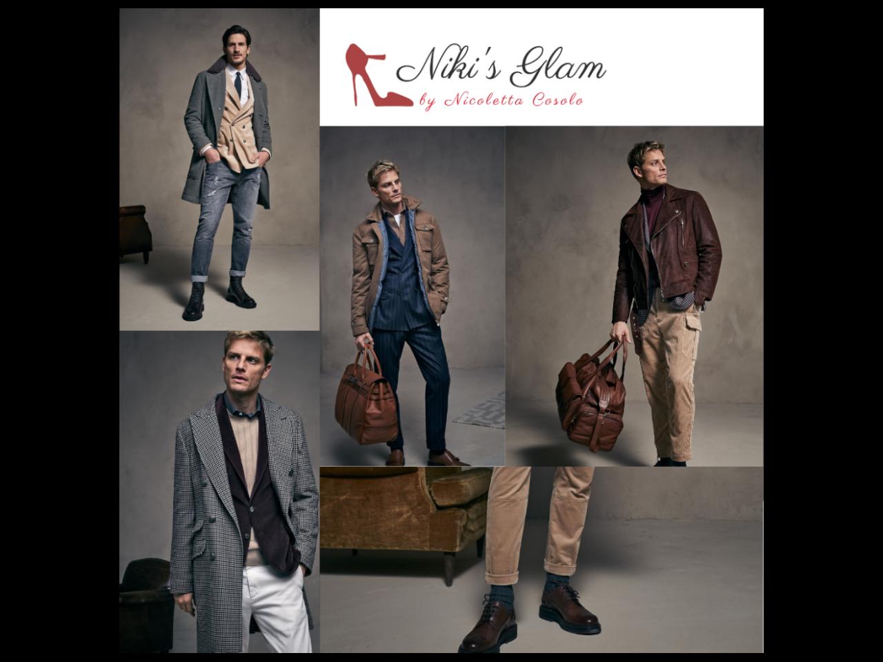 Il fascino dell' uomo classico - Niki's Glam Blog