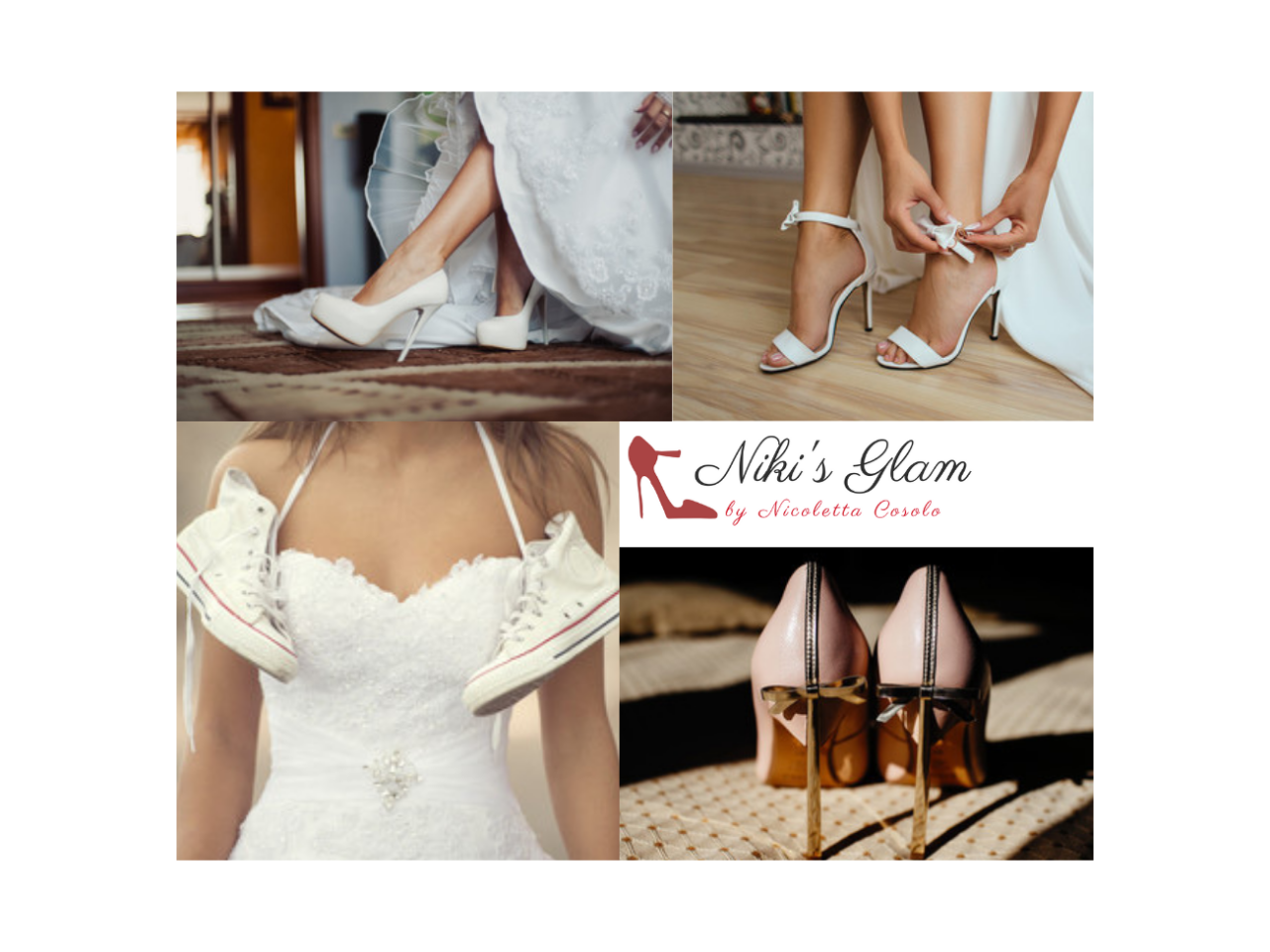 Bridal shoes, come sceglierle? - Niki's Glam Blog