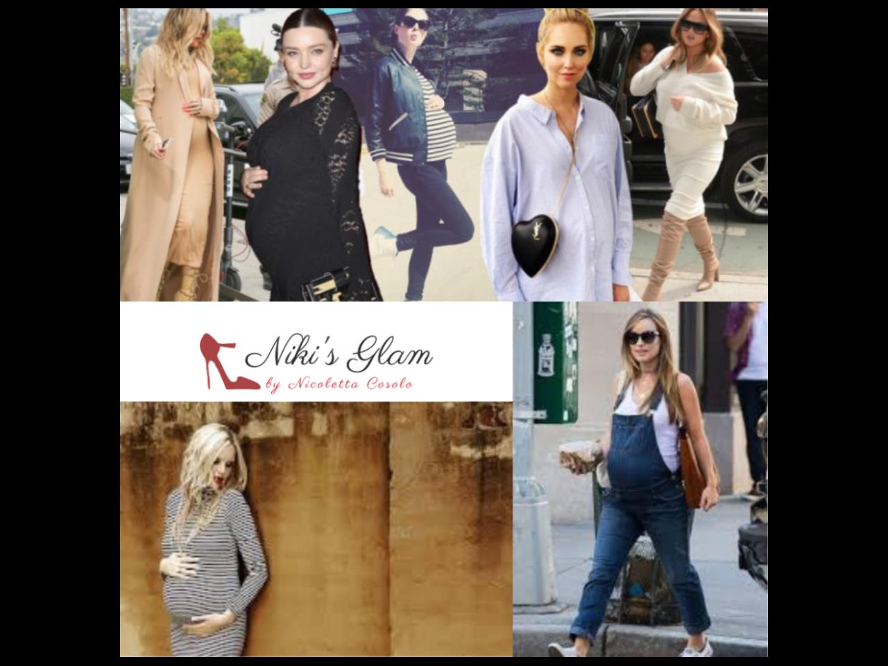 Come vestirsi in gravidanza? - Niki's Glam Blog